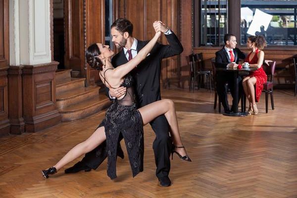 Baile de salón Pamplona qué son