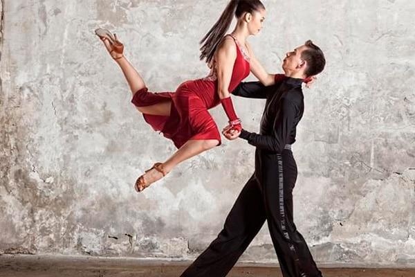 Bailes de salón Pamplona qué son