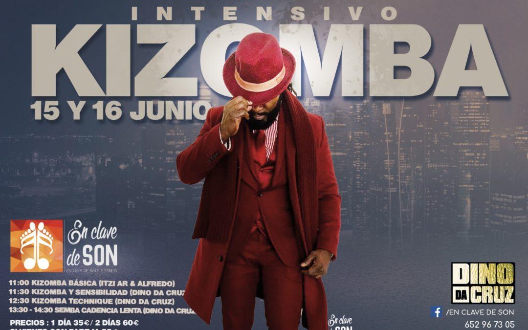 Intensivo Kizomba   15 y 16 Junio
