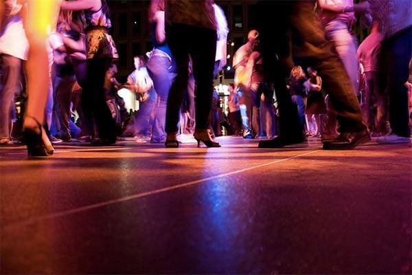 Los diferentes bailes de salsa