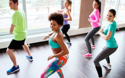 Beneficios de zumba
